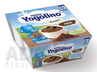 Nestlé YOGOLINO Kakao