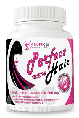 NUTRICIUS Perfect HAIR new