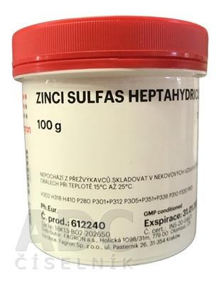 Zinci sulfas heptahydricus - FAGRON