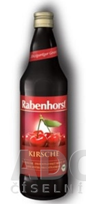 Rabenhorst Čerešňový nektár Bio