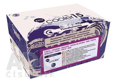 PKU COOLER 15 purple