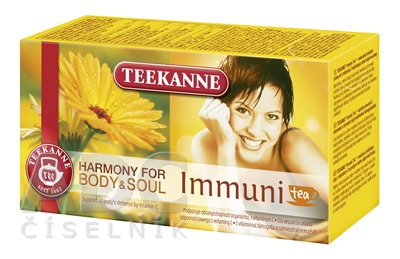 TEEKANNE HARMONY Immuni