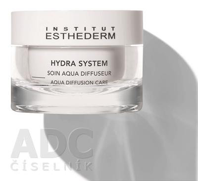 ESTHEDERM HYDRA SYSTEM AQUA DIFUSION CARE