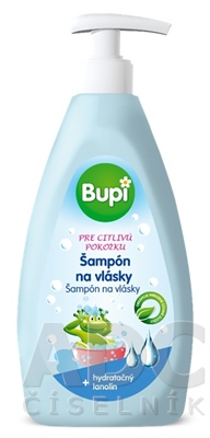 Bupi BABY Šampón na vlásky