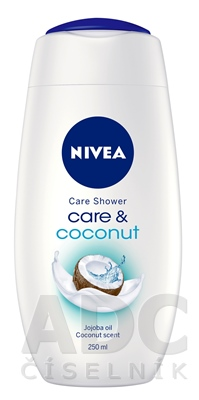 NIVEA SPRCHOVÝ GÉL Care&Coconut