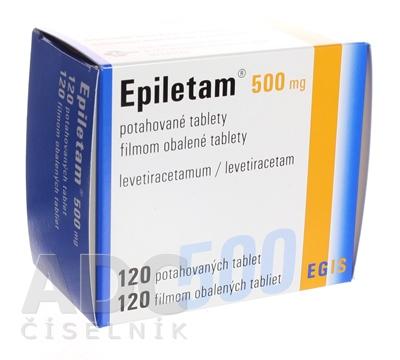 Epiletam 500 mg