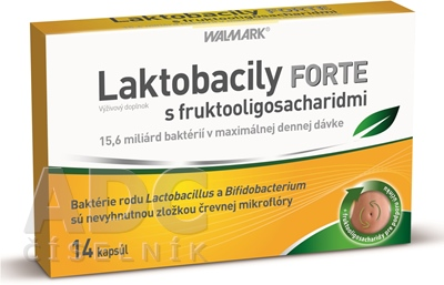 WALMARK Laktobacily Forte