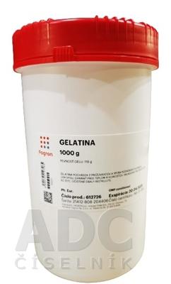 Gelatina - FAGRON