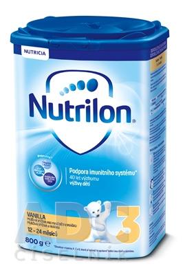 Nutrilon 3 Pronutra Vanilla