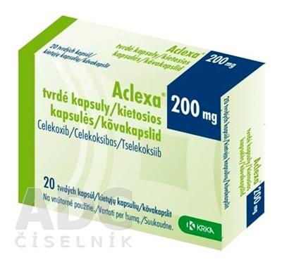 Aclexa 200 mg tvrdé kapsuly
