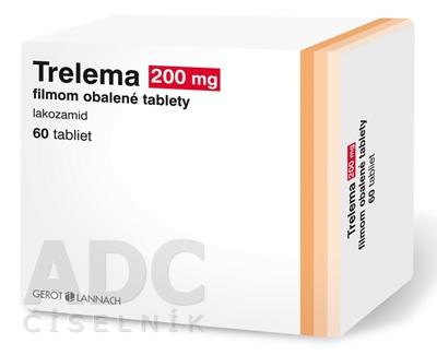 Trelema 200 mg filmom obalené tablety