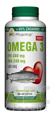 BIO Pharma Omega 3 Forte 1200 mg