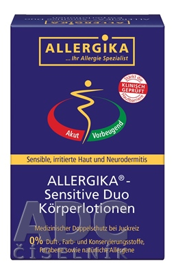 ALLERGIKA SENSITIVE DUO