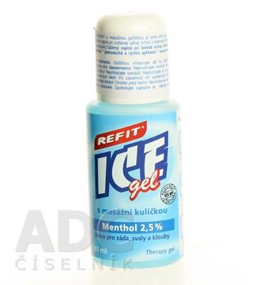 REFIT ICE GEL MENTHOL roll-on