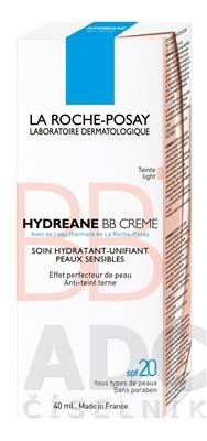 LA ROCHE-POSAY HYDREANE BB CREME ROSE