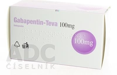 Gabapentin-Teva 100 mg
