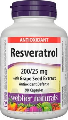 Webber Naturals Resveratrol