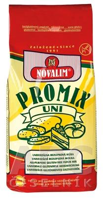 PROMIX-UNI, univerzálna bezlepková múka