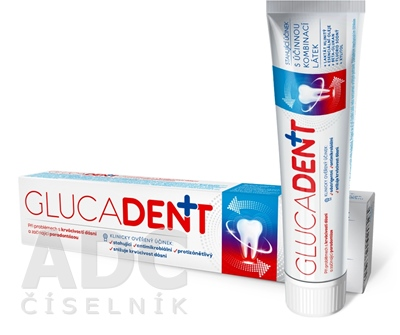 GLUCADENT zubná pasta