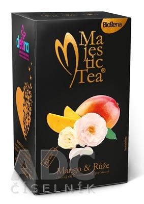 Majestic Tea Mango & Ruža