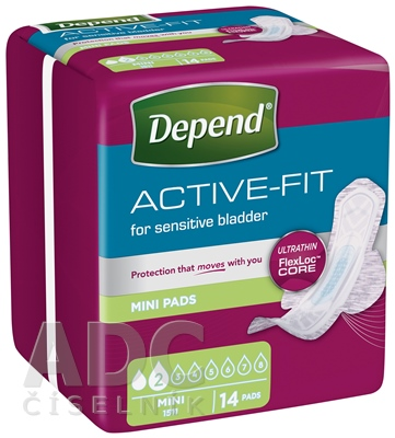 DEPEND ACTIVE-FIT Mini